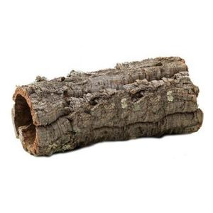 Virgin Cork Tubes for Decoration and Animal Housing
