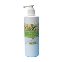 100% Natural Aloe and Oatmeal Body Lotion for dry skin Made In Canada