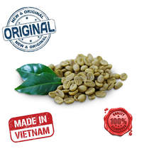 Arabica green coffee bean with high-quality fromViet Nam