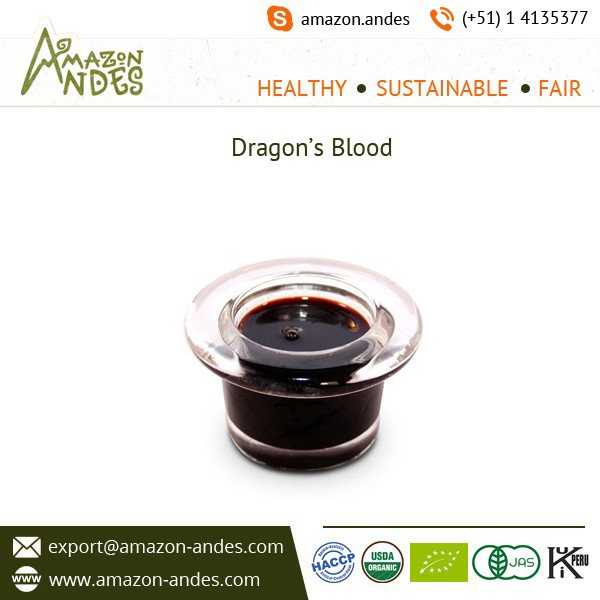 Medicinal Use Best Quality Dragon's Blood Extract Available at Attractive Price