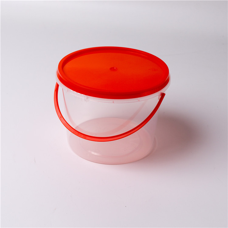 Disposable PP plastic food containers with lock MS SL750FPT