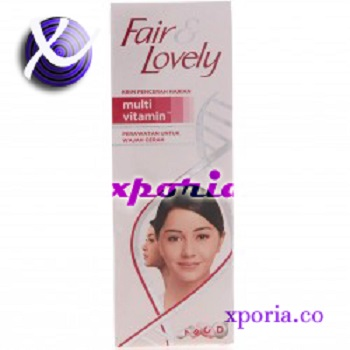 FAIR LOVELY Cream MULTIVITAMIN 50gr | Indonesia Origin