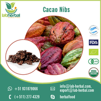 Natural And Organic Cacao Nibs For