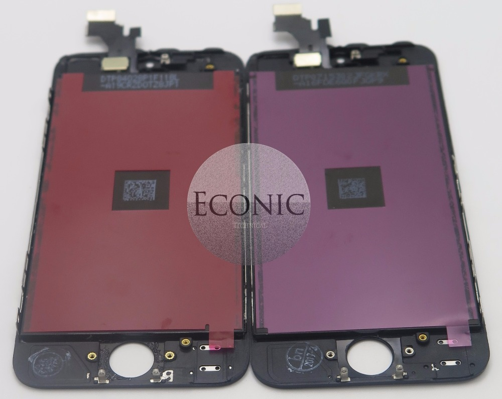 OEM factory for apple iphone 5 LCD Screen, For iPhone 5G screen replacement