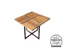 Special Modern Solid Balau Wood Coffee Table For Living Room & Outdoor Furniture