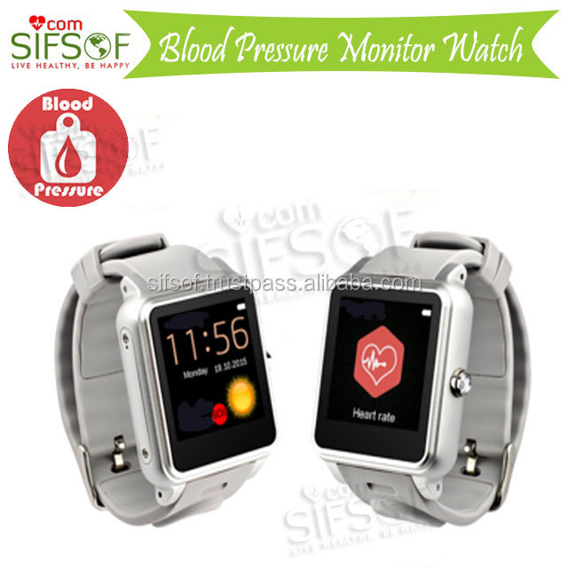 Smart GSM Wrist Watch for Senior People with Fall Detection SIFWATCH-6.8