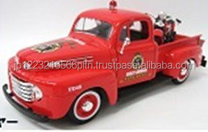 Easy to use Maisto 1:24 F - 1 pickup + flat head (fire) Die cast minicar at reasonable prices