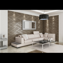 WAVE - 3D DYEABLE PVC WALL / CEILING PANEL