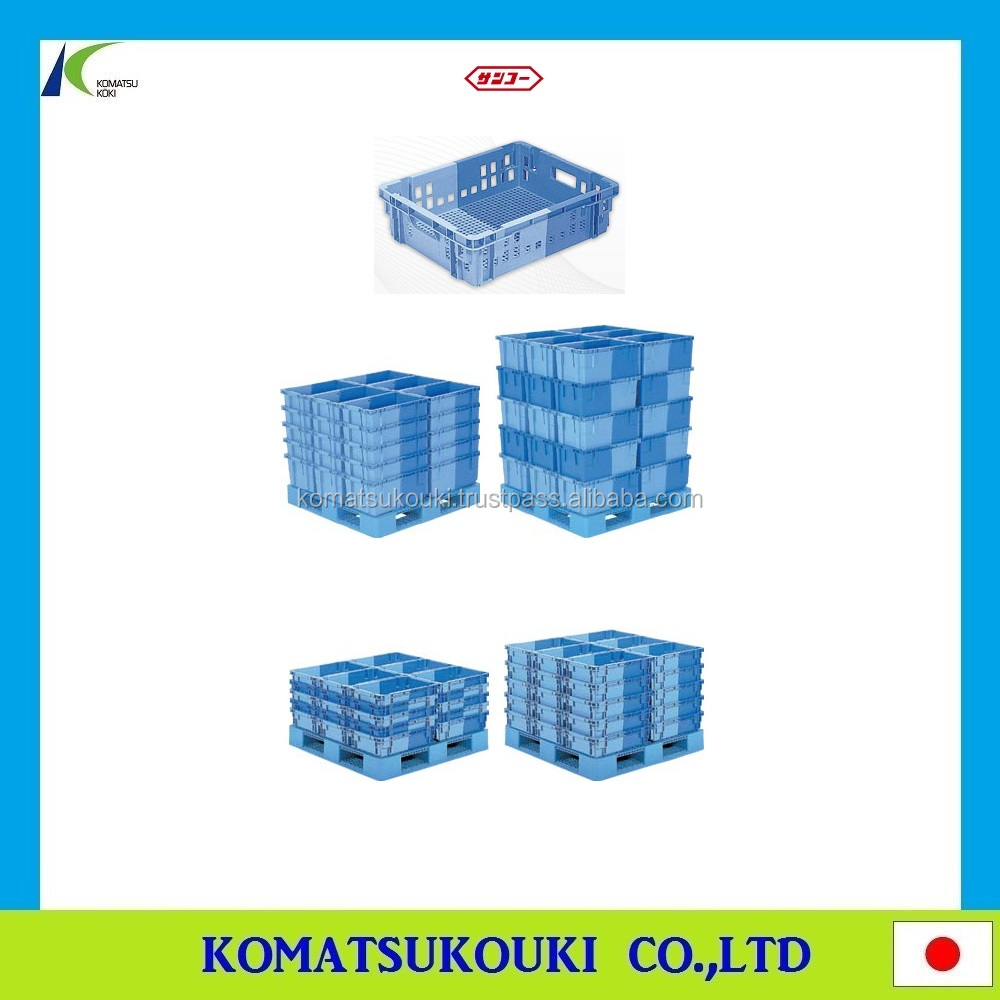 Tough Japan SANKO 2 color packaging box, storage container, packing box and plastic box also available