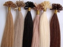 Factory Price Machine Made Long Hair India,2 Gram I Tip Hair Extension