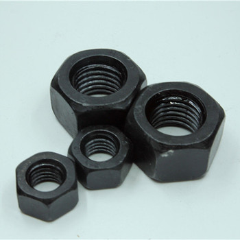 Carbon steel /Stainless Steel 2H /DH /DHM Heavy Hex Nuts