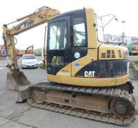 2008 Year used Cat digger 308 C CR excavator Japan made with 4241.2 H working hours