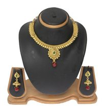 Vendee Fashion Copper Ethnic Jewels Set 8800
