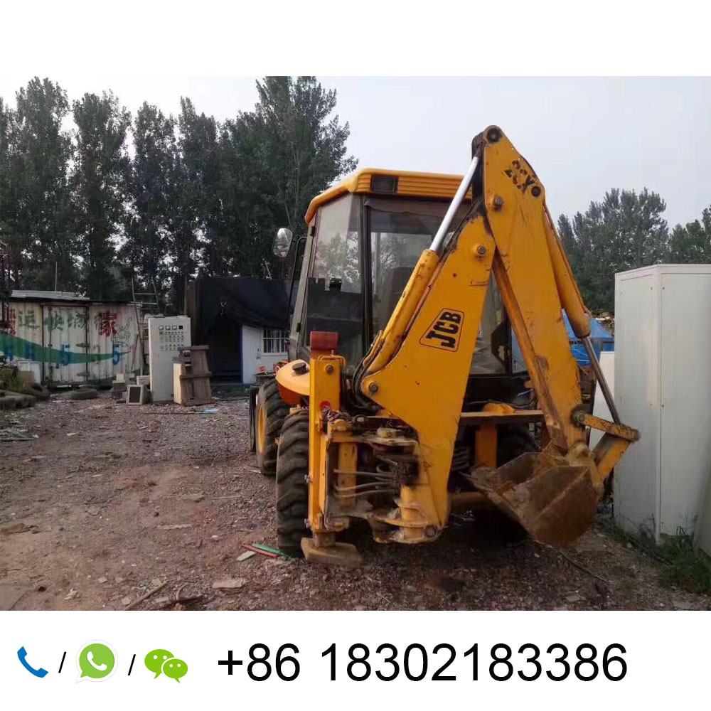 Cheap Used JCB 2CX 4CX Backhoe Britain Made Loaders for Sale
