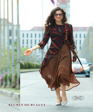 Latest Fashion Long Kurti Designs
