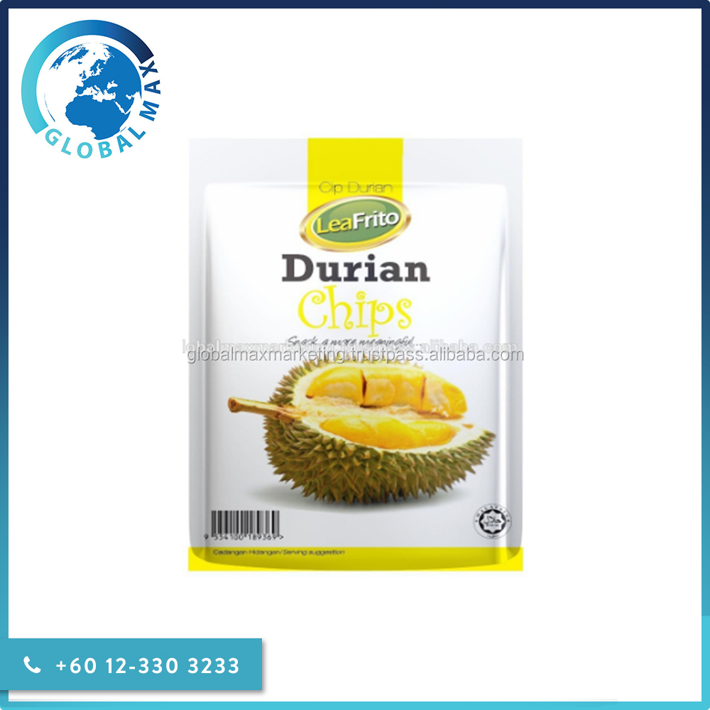 Best Selling Malaysian Made Freeze Dried Durian Fruit