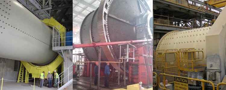 Cast Grinding Cylpebs For Ball Mill