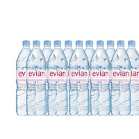 Evian Mineral Drinking Water