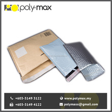 High Quality Bubble Mailers Brown Kraft from Malaysia