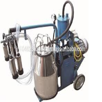 Widely Used Stainless Steel Portable Cow Milking Machine(Y-001)