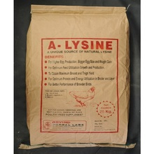 Feed additive L lysine 98.5%