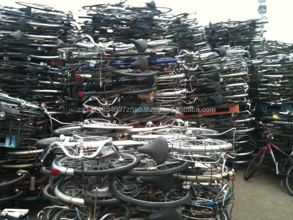 2016 Used Bicycles