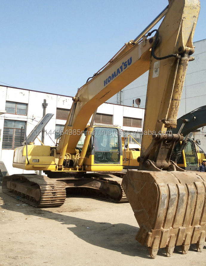 PC200-7 KOMATSU JAPAN Original used kobelco sk200-8 excavator for sale in shanghai