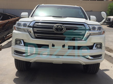 Toyota Land Cruiser 200 Right Hand Armored Cars