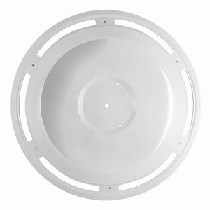 "22.5"" PAINTED WHEEL COVER FOR TRUCKS AND BUSES"
