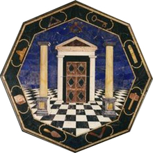 Amazing Pietra Dura Marble Inlay Table Top