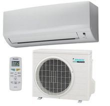 Air conditioner DAIKIN Euro Easy 2,5 kW stock in Poland shipping at once