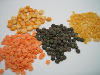 100% Natural Lentils, Frozen Lentils