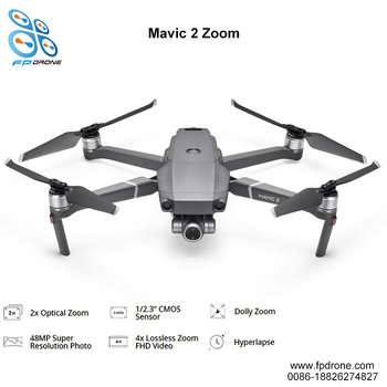 2019 new hot sale Mavic 2 zoom drone with 2x Optical Zoom Camera RC Quadcopter drone With HD Camera Drone 4k