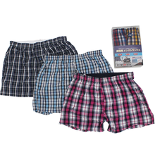 Underpants Men's Briefs & Boxers for Urine Incontinence with Pad (50cc) Korea Product