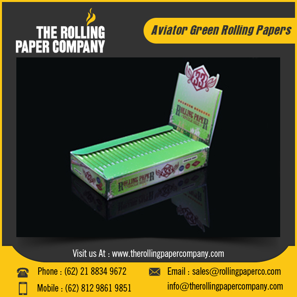 Best Grade Tobacco Smoking Rolling Paper from Trusted Seller