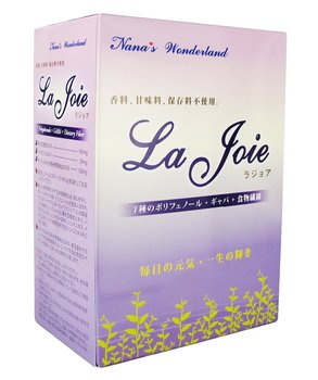 La Joie: Polyphenols for Anti-oxidant Effect, Improving Sleep, Memory, Body Constitution, Promoting Health and Longer Life.