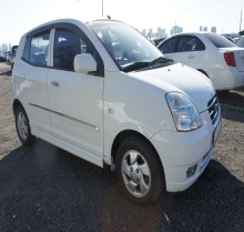 Korea Moring small Used Car 2007.11