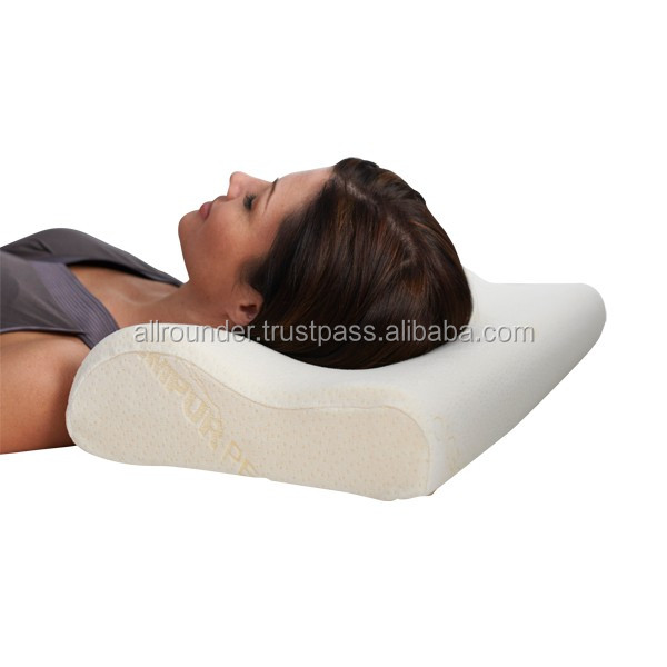 High Quality Low Price Eco-Friendly Neck Pillow Cover For Hot Sale