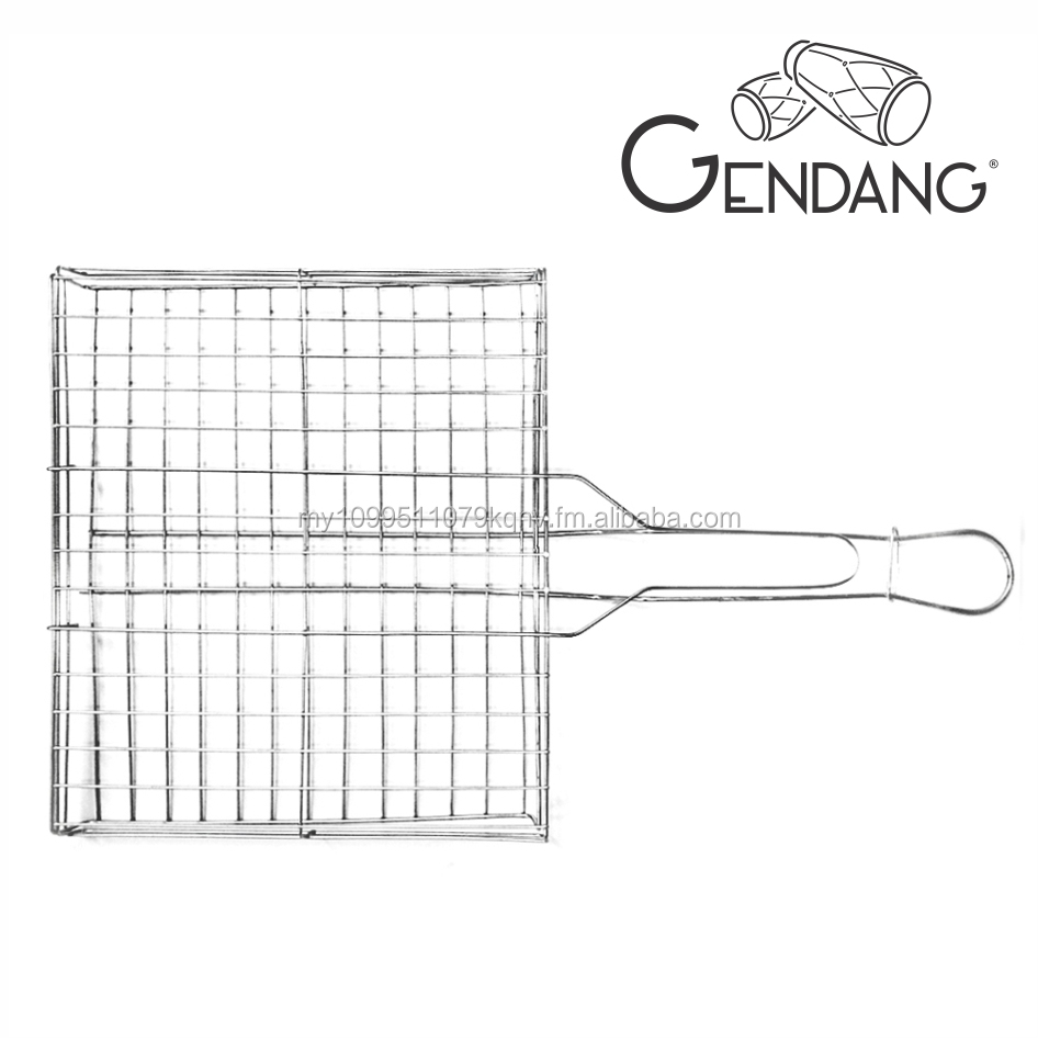 Gendang Chrome Barbecue Grill Fish Toaster Chicken Meshes Wiring Diagram For Buy Mesh Product On