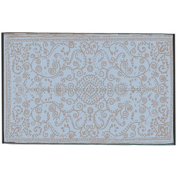 Forever Sky blue 12x103 HOME Reversible Polypropylene	Www Mat Rug House Carpet Shop Online Mats