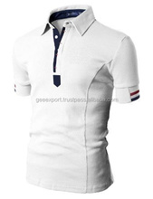2017 Hot sell xxxxl size navy blue polo shirts for men polo t-shirt
