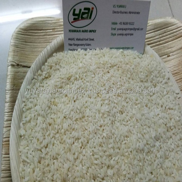 Traditional Seeraga Samba Rice Varieties of Tamil Nadu