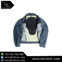 High Quality Kevlar Motorcycle Denim Jackets
