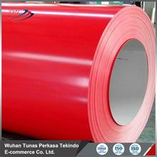 Roofing material standard size Color coated steel coil