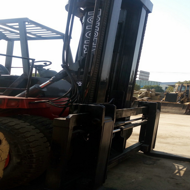 20ton TOYOTA used diesel 5FDN200 2014 ysae tcm forklift for sale