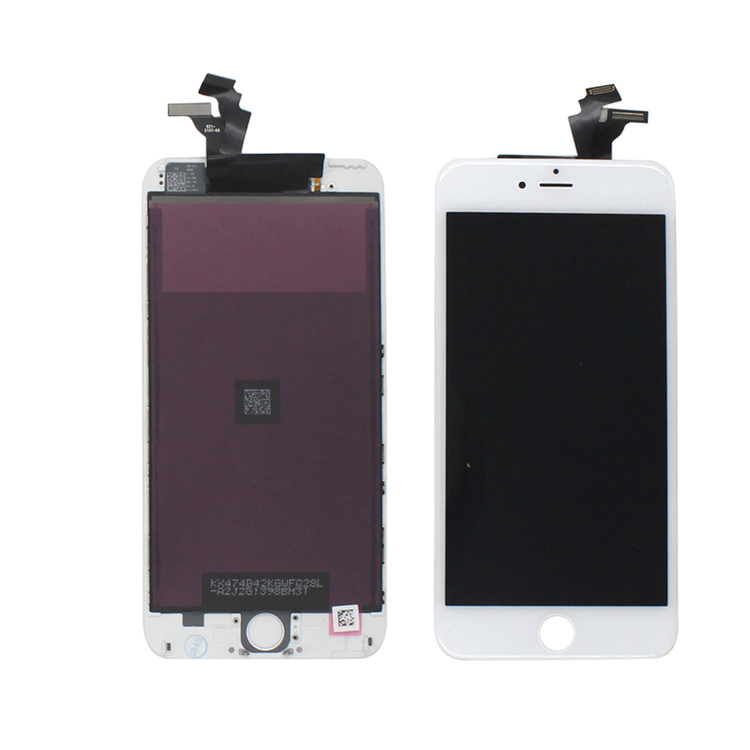 Phone LCD Factory ESR backlight  AUO glass thin frame display  for iphone 6 plus lcd screen