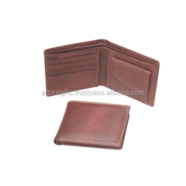 Modern Men's Name Brand Wallet / Newly Arrival Mens Wallets Leather / Wallets Brands For Mens