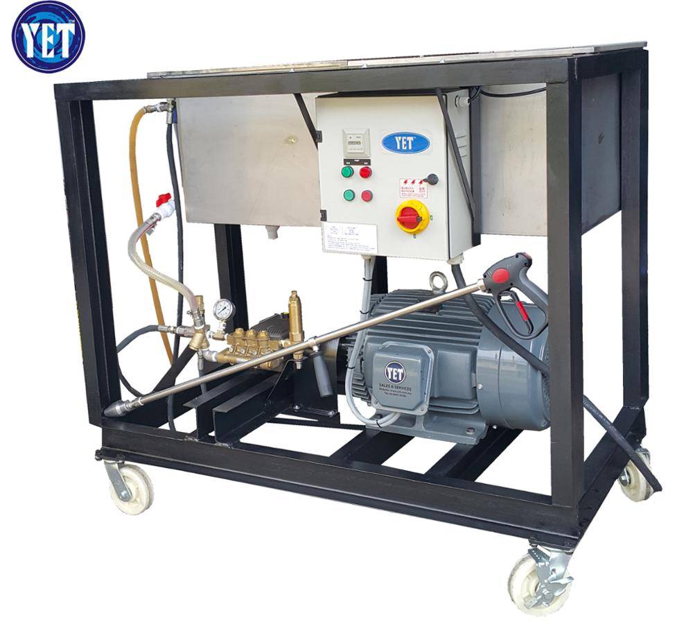 ITALY High Pressure Cleaner 350 Bar 21L/min 20HP Complete Set with Accessories (Commercial & Industrial Grade)