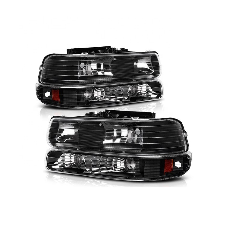 Headlight for Silverado 1500/ 2500 99-<strong>02</strong>/ Silverado 1500/2500HD 3500 <strong>01</strong>- <strong>02</strong> /Tahoe Suburban 1500 2500 00-06 16526133/16526130
