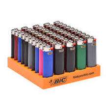 Disposable Bic Lighters j25 - j26 mini 50 pcs